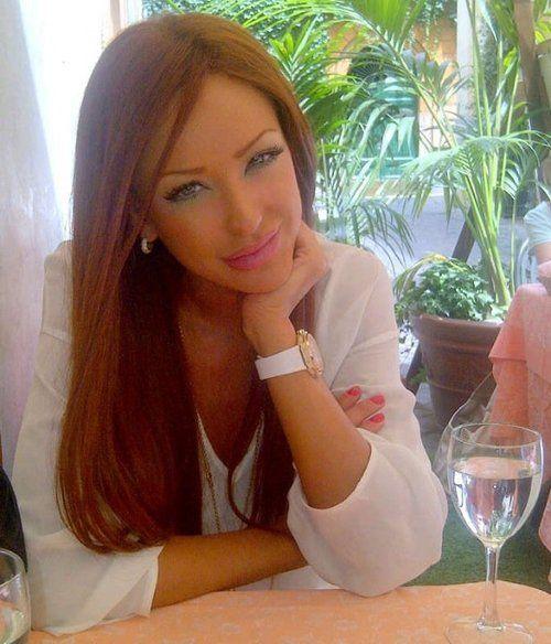 met 46 jarige vrouw uit Brussels Luxemburg