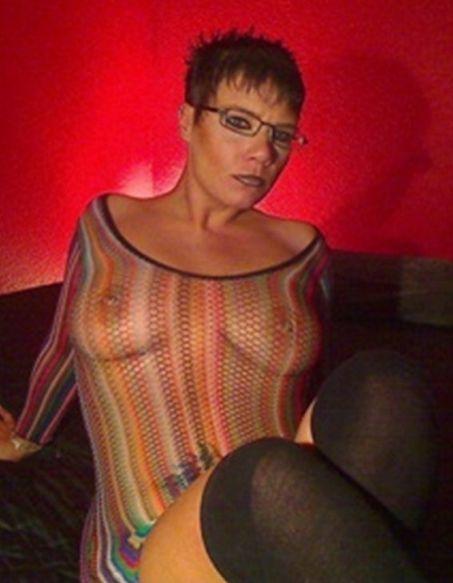 46 jährige Frau aus Kublank (Mecklenburg-Vorpommern) sucht Sexkontakt